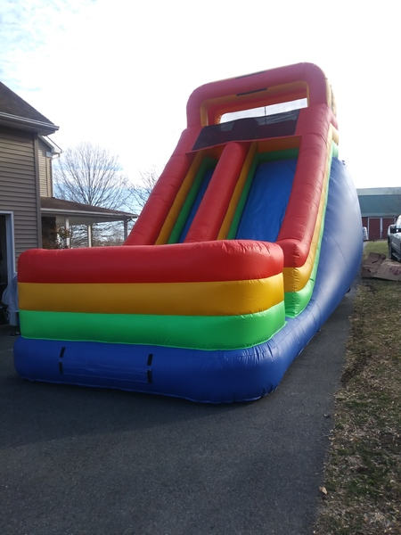 18ft Super Slide